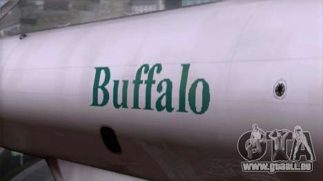 L-188 Electra Buffalo Airways pour GTA San Andreas vue de droite
