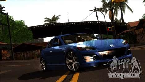 ENBSeries pour les faibles PC v5 pour GTA San Andreas