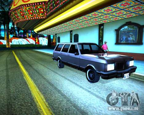 ENB GreenSeries pour GTA San Andreas