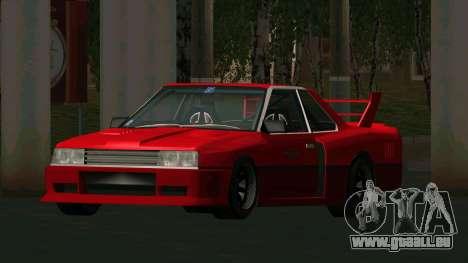 Nissan Skyline RS Turbo F-SPL (R30) pour GTA San Andreas