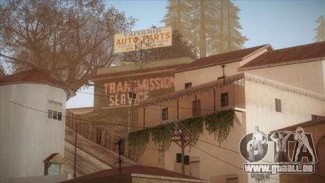 Simple ENB Series for Low PC pour GTA San Andreas deuxième écran
