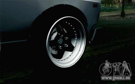 VAZ 2105 Drist-Haken für GTA San Andreas zurück linke Ansicht