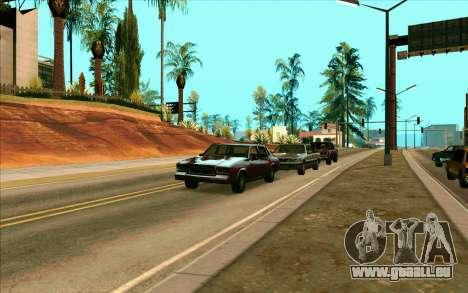 Tini ENB V2.0 Last für GTA San Andreas dritten Screenshot