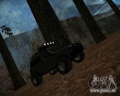 VAZ 2131 Niva 5D OffRoad pour GTA San Andreas