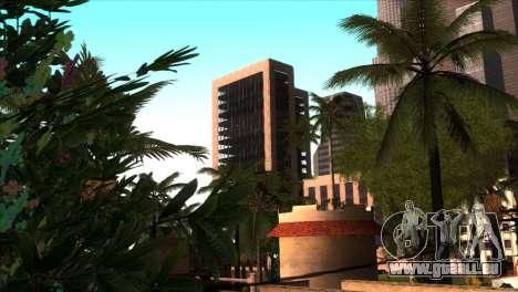 ENBSeries pour les faibles PC v5 pour GTA San Andreas deuxième écran