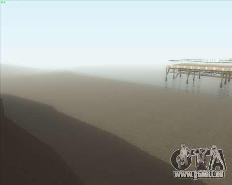 ENB Series New HD pour GTA San Andreas cinquième écran