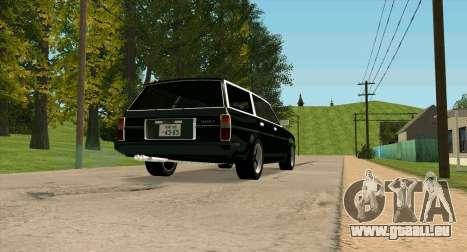 TOYOTA Mark II Wagon (GX70) pour GTA San Andreas vue de droite