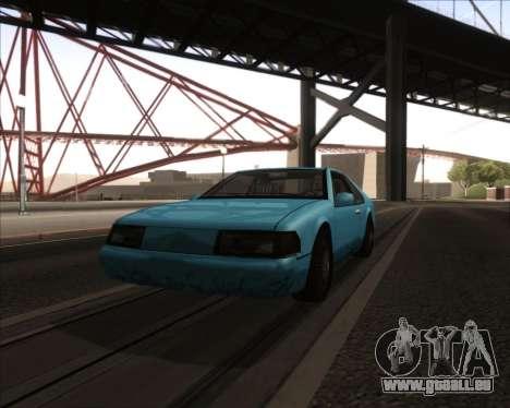 ENB v3.2.3 für GTA San Andreas sechsten Screenshot