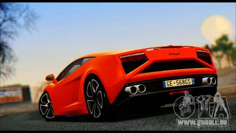 ENB Ximov V4.0 für GTA San Andreas her Screenshot
