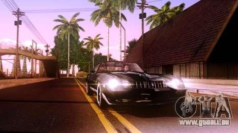None Name ENB v1.0 pour GTA San Andreas troisième écran