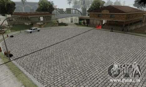 HQ Roads by Marty McFly für GTA San Andreas sechsten Screenshot