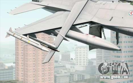 F-16 Fighting Falcon RNoAF PJ für GTA San Andreas rechten Ansicht
