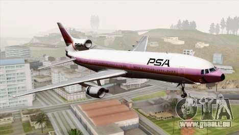 Lookheed L-1011 PSA pour GTA San Andreas