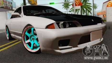 Nissan Skyline R32 Drift JDM für GTA San Andreas