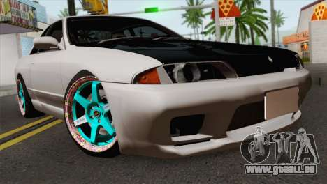 Nissan Skyline R32 Drift JDM pour GTA San Andreas