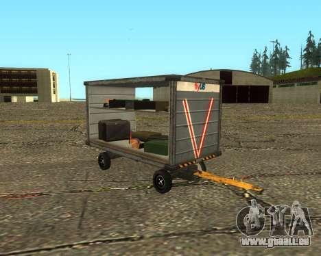 New Bagbox A für GTA San Andreas