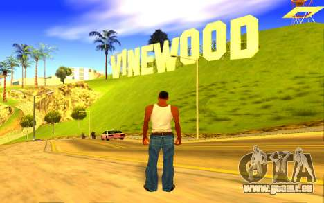 Colorful ENBSeries für GTA San Andreas her Screenshot