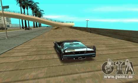 ENB Series Colorful for Low PC pour GTA San Andreas troisième écran