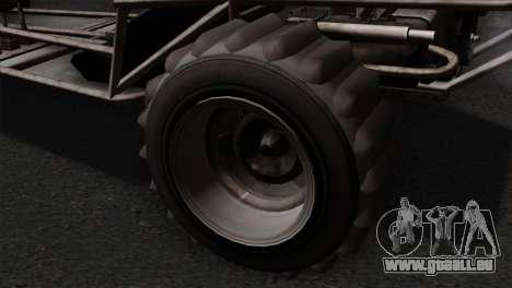 GTA 5 Dune Buggy IVF pour GTA San Andreas vue de droite
