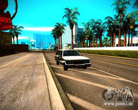 ENB GreenSeries pour GTA San Andreas sixième écran