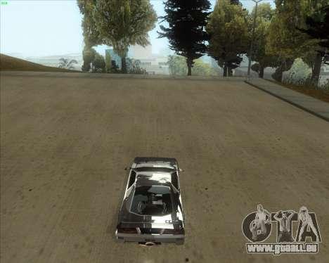 ENB Series New HD pour GTA San Andreas deuxième écran