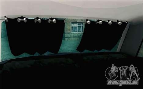 VAZ 21011 Hobo für GTA San Andreas Rückansicht