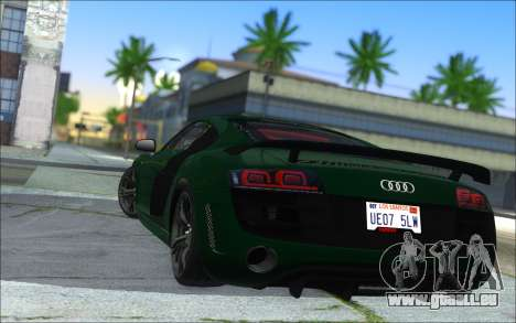 Realistic ENB V1 für GTA San Andreas sechsten Screenshot