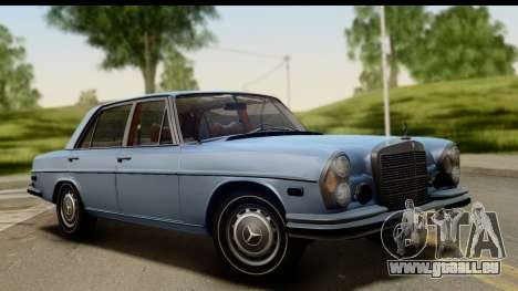 Mercedes-Benz 300 SEL 6.3 (W109) 1967 HQLM pour GTA San Andreas