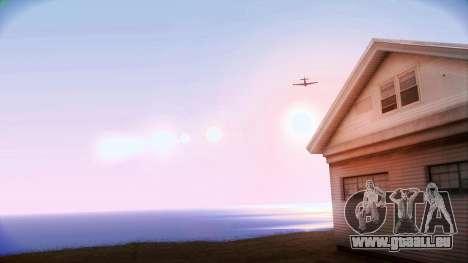 Lenoxx ENB pour GTA San Andreas deuxième écran
