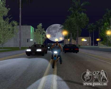 ENB for SAMP by MAKET für GTA San Andreas fünften Screenshot