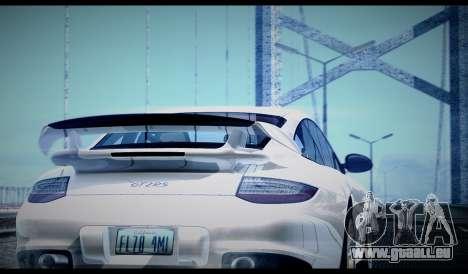 Smooth Realistic Graphics ENB 4.0 pour GTA San Andreas troisième écran
