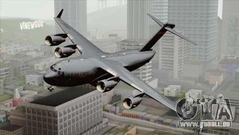 C-17A Globemaster III USAF Hickam pour GTA San Andreas