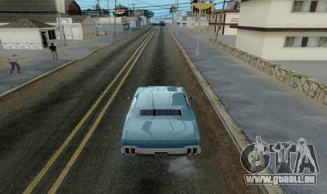 HQ Roads by Marty McFly pour GTA San Andreas troisième écran