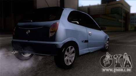 Suzuki Fun für GTA San Andreas linke Ansicht