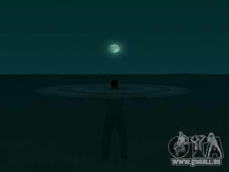 New Particle v0.9 Final für GTA San Andreas dritten Screenshot