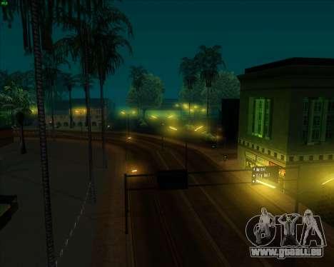 ENB Series New HD pour GTA San Andreas sixième écran
