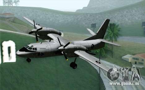 AN-32B Croatian Air Force Opened pour GTA San Andreas