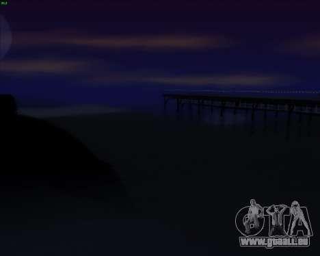 ENB Series New HD pour GTA San Andreas septième écran