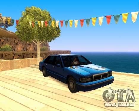 ENB for SAMP by MAKET für GTA San Andreas dritten Screenshot