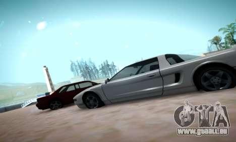 Formal ENB by HA v2.00 für GTA San Andreas her Screenshot