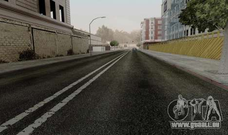 HQ Roads by Marty McFly pour GTA San Andreas