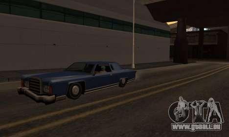 Ändern Bereichen der Banden und Ihre Waffen v1.1 für GTA San Andreas