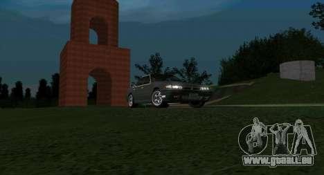 NISSAN Cefiro (A31) pour GTA San Andreas vue de droite