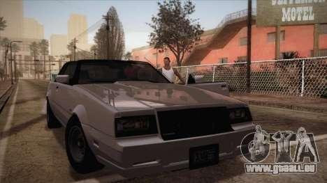 Simple ENB Series for Low PC pour GTA San Andreas cinquième écran