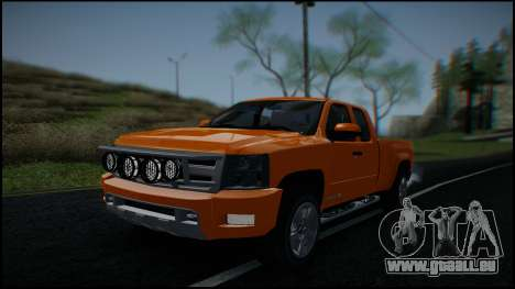 Chevrolet Silverado 1500 HD Stock für GTA San Andreas