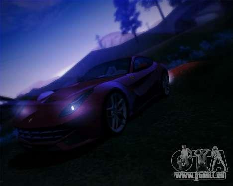 iNFINITY ENB pour GTA San Andreas troisième écran