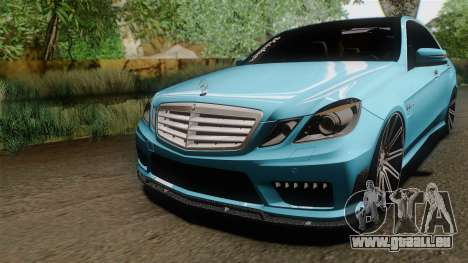 Mercedes-Benz E63 AMG 2010 Vossen wheels für GTA San Andreas