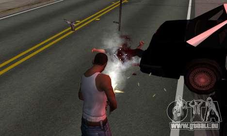 BeautifulDark ENB für GTA San Andreas fünften Screenshot