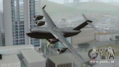 C-17A Globemaster III QAF für GTA San Andreas
