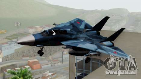 F-14 Japan Air Self Defense Force für GTA San Andreas